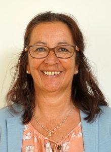Barbara Rosengart (Pflegedienstleiterin Hospiz)