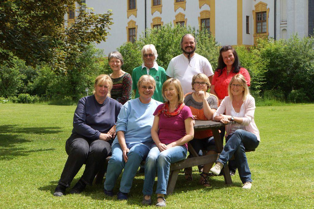 Ihr Team im Hospiz Pfaffenwinkel