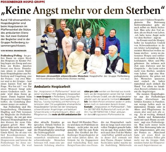 Peissenberger Gruppe