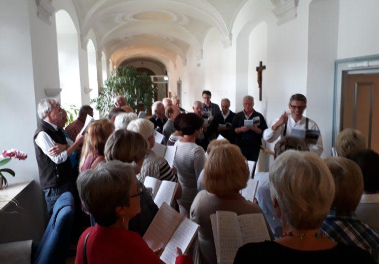 2017-07-24 Volksliederchor Wielenbach - bearb. Frau Braundmeier