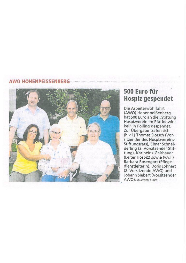 2017-08-01 AWO Hohenpeißenberg
